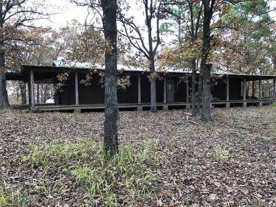 Heavener Single Family Home For Sale: 29687 427 Street