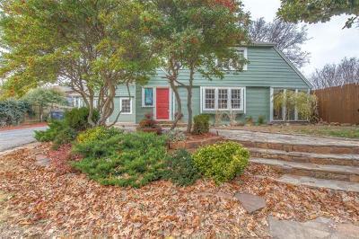 Tulsa Single Family Home For Sale: 1599 Swan Drive