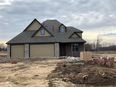 Collinsville Single Family Home For Sale: 6414 E 126th Place North