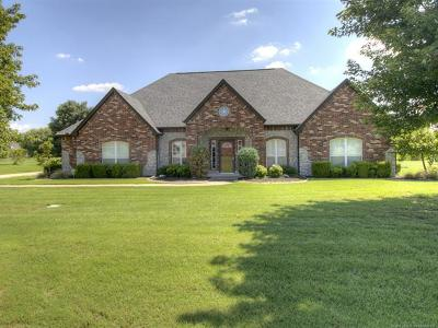Collinsville Single Family Home For Sale: 16180 E 125th Street North