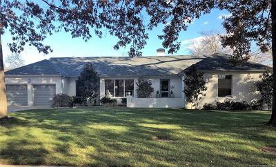 Tulsa Single Family Home For Sale: 4717 S Victor Avenue