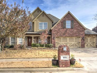 Broken Arrow Single Family Home For Sale: 601 S 75th Street