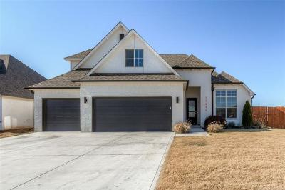 Bixby Single Family Home For Sale: 12646 S 73rd East Avenue