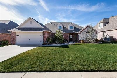 Bixby Single Family Home For Sale: 14404 S Urbana Place
