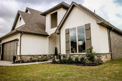 Tulsa Single Family Home For Sale: 5404 E 121st Place S