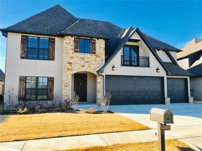 Tulsa Single Family Home For Sale: 4382 S 169th East Avenue