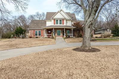 Coweta Single Family Home For Sale: 29203 E 115th Street S