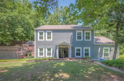 Tulsa Single Family Home For Sale: 3515 E 100th Street
