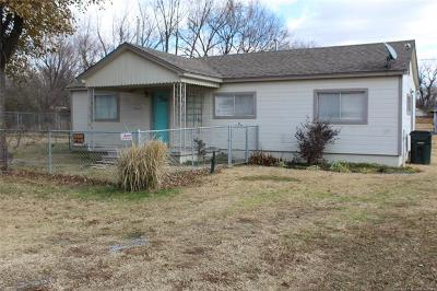 Okmulgee Single Family Home For Sale: 911 N Kern Avenue