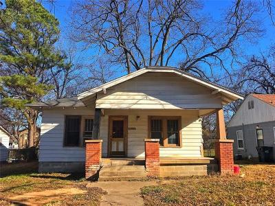 Ada Single Family Home For Sale: 922 S Johnston Street