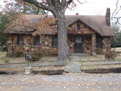 Wilburton Single Family Home For Sale: 410 NW 1st Street