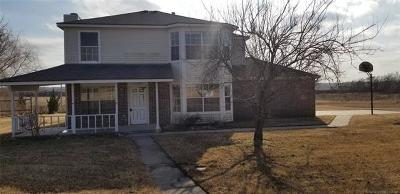 Owasso Single Family Home For Sale: 15008 E 72nd Place North