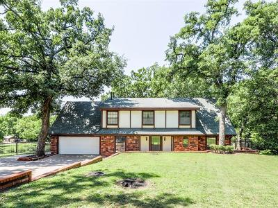 Broken Arrow Single Family Home For Sale: 13426 S 123rd East Place