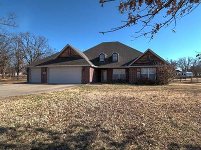 Sapulpa Single Family Home For Sale: 10453 S 195th West Place