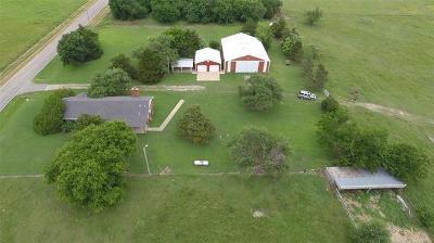 Henryetta Single Family Home For Sale: 23670 S 170 Road