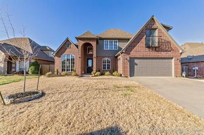 Jenks Single Family Home For Sale: 3709 W 108th Court S