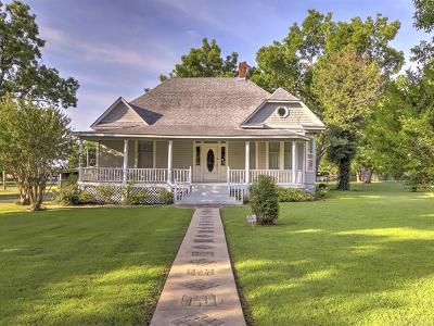 Wagoner Single Family Home For Sale: 1308 SE 7th Street