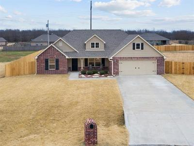 Claremore Single Family Home For Sale: 21133 S Andreas Road