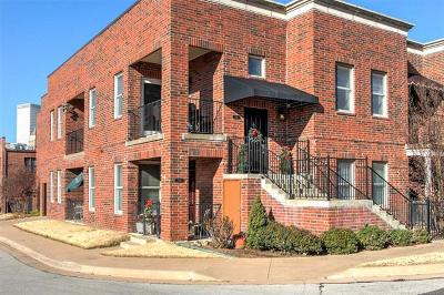 Tulsa Condo/Townhouse For Sale: 728 S Norfolk Avenue #B