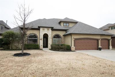 Bixby Single Family Home For Sale: 9648 E 107th Place S