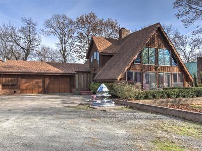 Pryor Single Family Home For Sale: 4508 E 510 Road