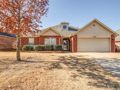 Jenks Single Family Home For Sale: 12528 S Birch Avenue