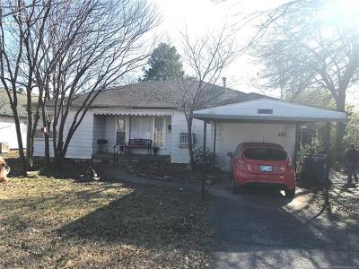 Wilburton Single Family Home For Sale: 504 E Main Road