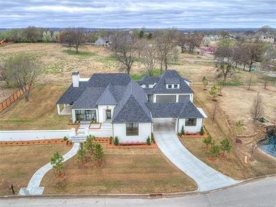 Jenks Single Family Home For Sale: 10606 S Gum Street