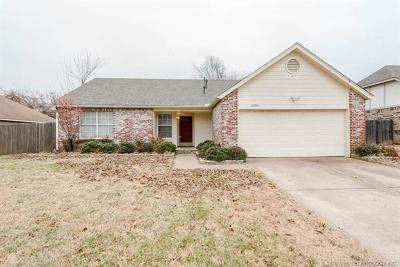 Broken Arrow Single Family Home For Sale: 6306 S Date Place