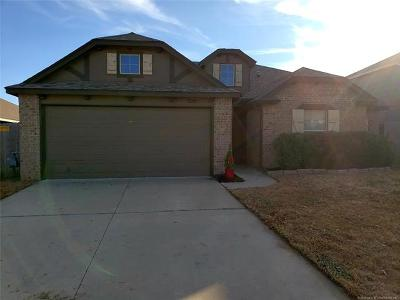 Owasso Single Family Home For Sale: 15200 E 110th Place North