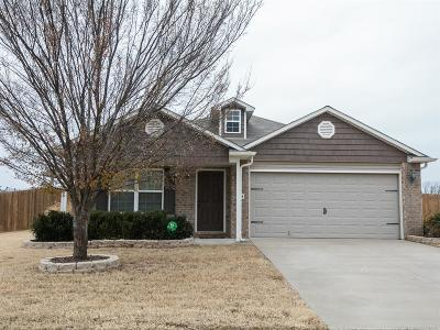Broken Arrow Single Family Home For Sale: 7308 S Gardenia Street