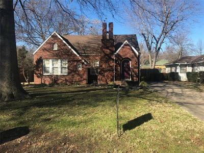 Tulsa OK Rental For Rent: $1,100