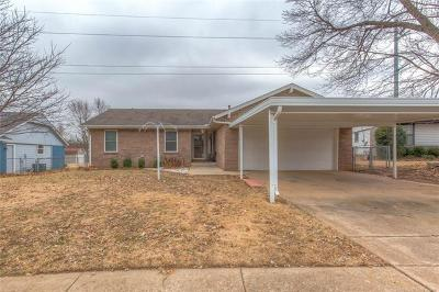 Sand Springs Single Family Home For Sale: 318 W 49th Street