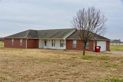 Okmulgee Single Family Home For Sale: 14095 N 246 Road