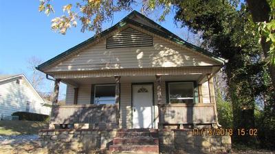 Sapulpa Single Family Home For Sale: 405 S Bixby Street