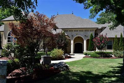 Owasso Single Family Home For Sale: 17789 Anthem Ridge Road