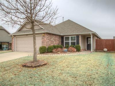 Bixby Single Family Home For Sale: 2026 E 133rd Place