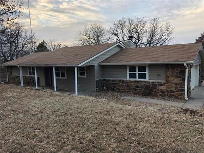 Sand Springs Single Family Home For Sale: 100 Michael Drive