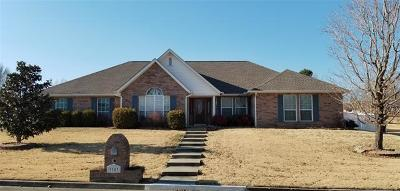 Claremore Single Family Home For Sale: 3303 Fairway Street