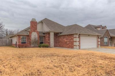 Broken Arrow Single Family Home For Sale: 1821 S Maple Avenue