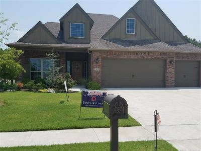 Broken Arrow OK Single Family Home For Sale: $289,900