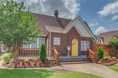 Tulsa Single Family Home For Sale: 1506 S Florence Place