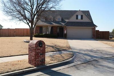 Broken Arrow Single Family Home For Sale: 3101 W Norman Circle