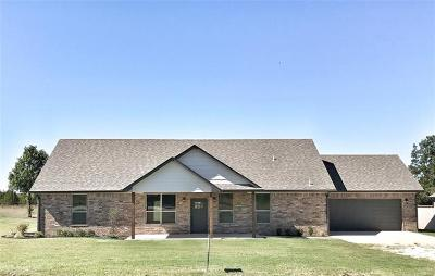 Ada Single Family Home For Sale: 12009 County Road 3520