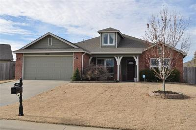Broken Arrow OK Single Family Home For Sale: $197,500