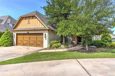 Broken Arrow OK Single Family Home For Sale: $282,500