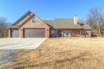 Skiatook Single Family Home For Sale: 15710 N Choctaw Road