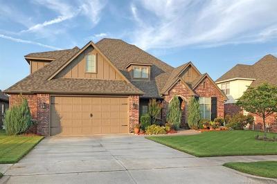 Tulsa Single Family Home For Sale: 4903 S 165th East Avenue