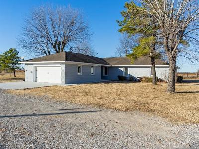 Claremore Single Family Home For Sale: 24516 S 4140 Road