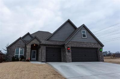 Broken Arrow OK Single Family Home For Sale: $354,900